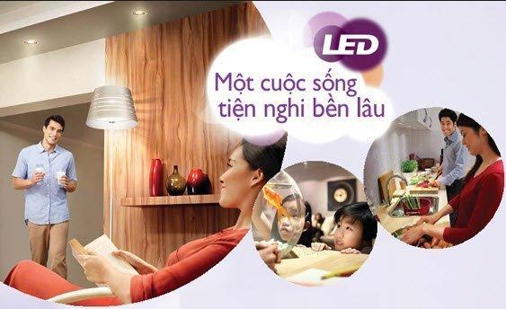 Đèn LED Philips mua ở đâu?