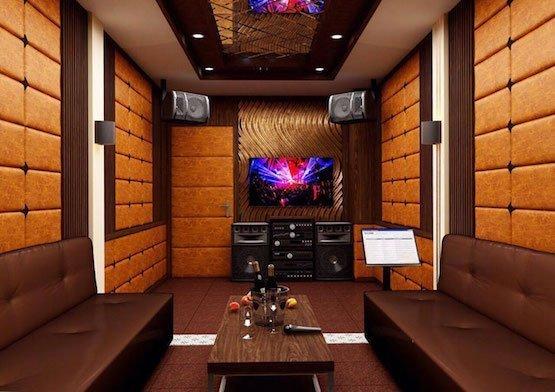 Đèn led philips cho phòng karaoke