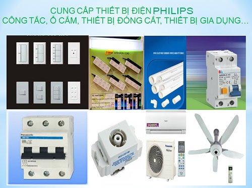 Mua thiết bị điện Philips ở đâu chính hãng?