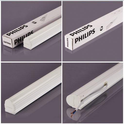 Bộ Máng Đèn LED T8 8W Philips